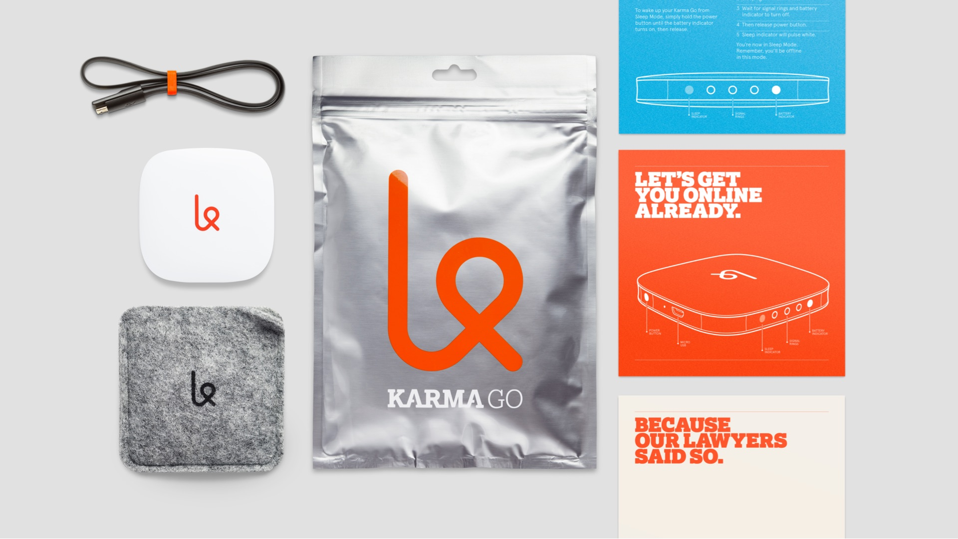 Karma-packaging